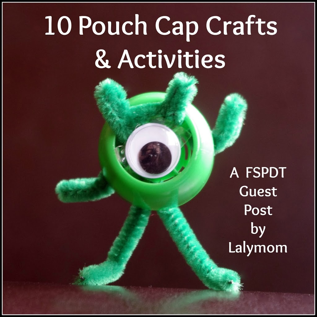 10 pouch caps crafts activities kids love fspdt for Cap crafter