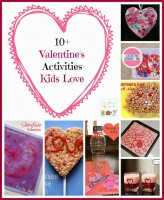 10 Valentine's Activities Kids Love