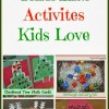 10+ Christmas Activities Kids Love