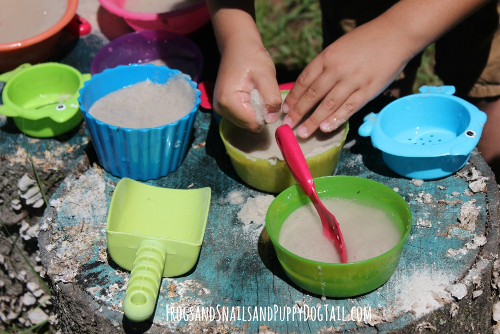 sensory play activity idea