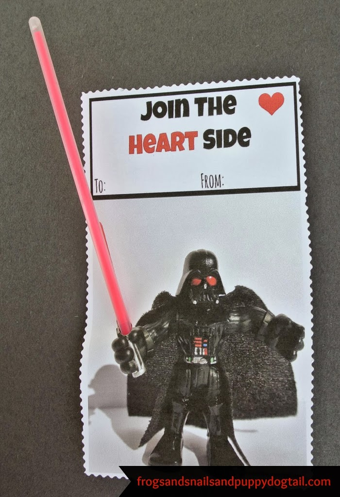 picture relating to Darth Vader Printable referred to as Darth Vader Valentine Cost-free Printable - FSPDT