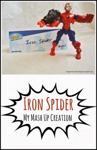 Marvel Super Hero Mashers #mymashup