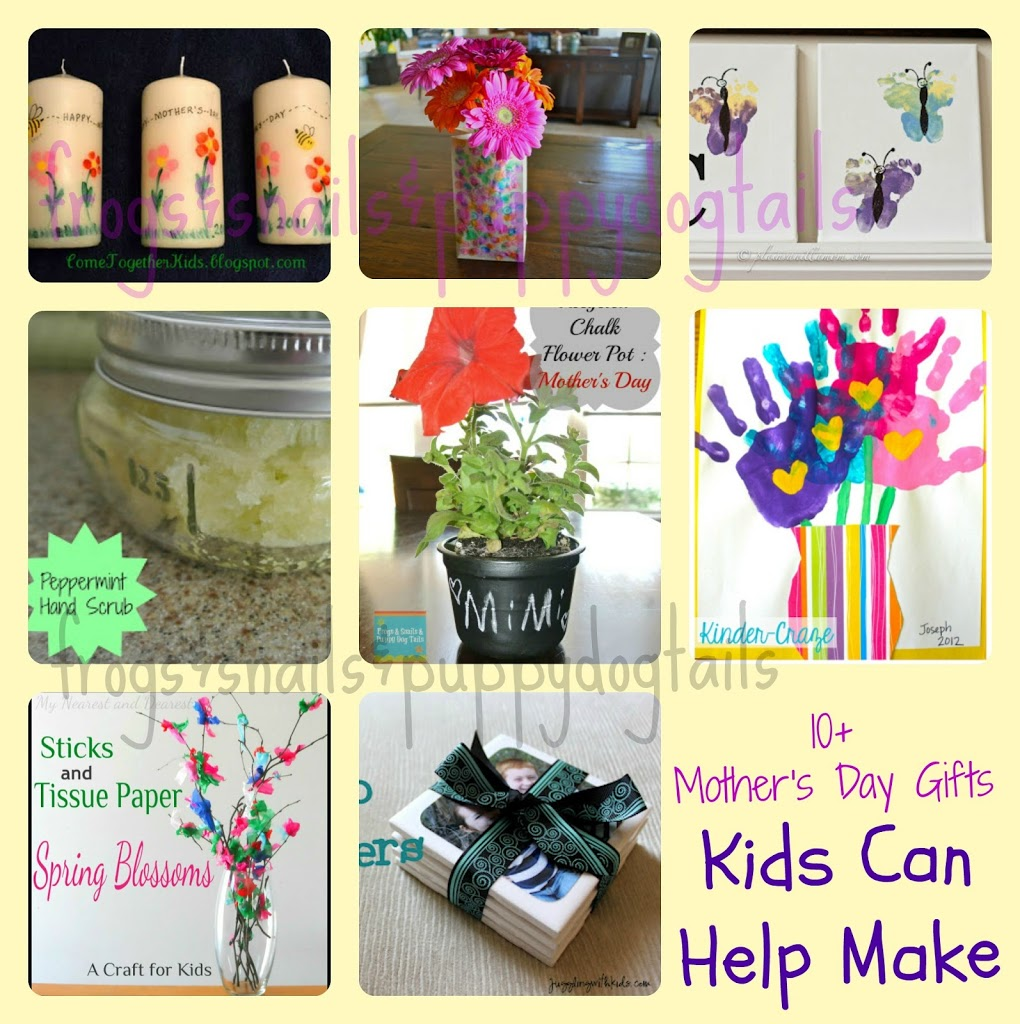 10 Mother 39 S Day Gift Ideas Kids Love To Make Fspdt