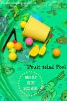 fruitsaladpoolwaterplayforkids