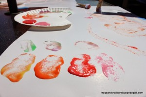 Jelly Bean Sensory Paints
