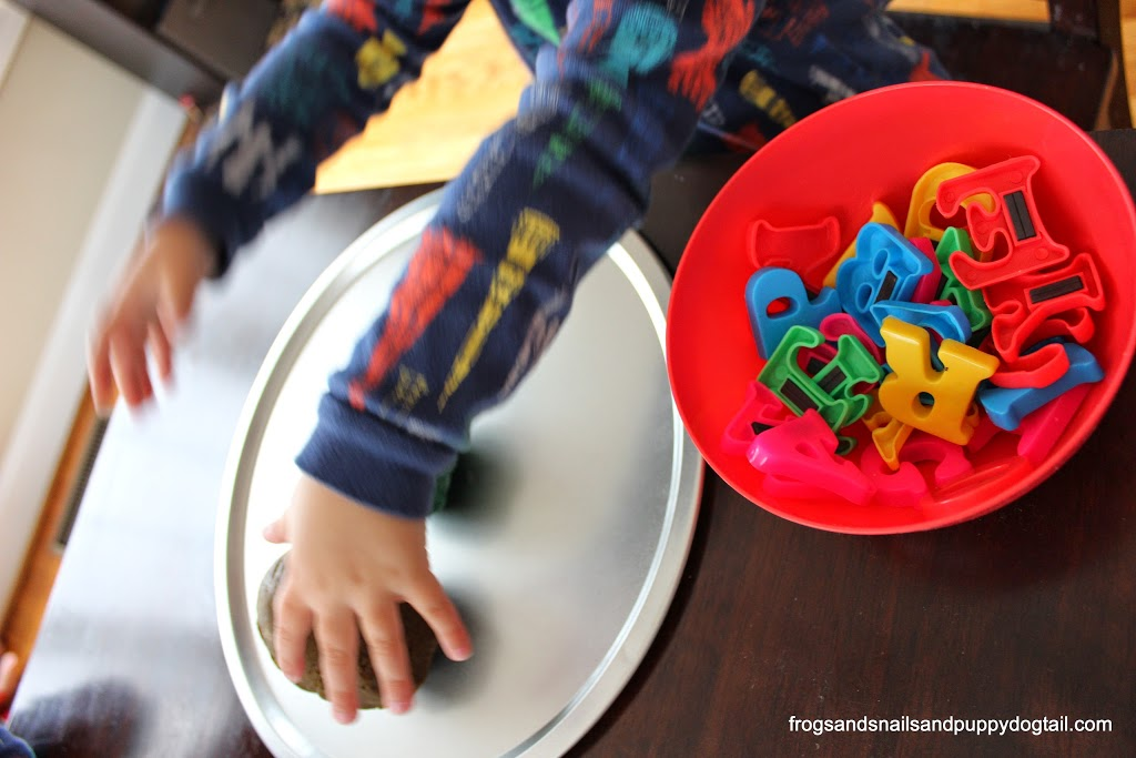 Chicka Chicka Boom Boom- Letter Learning Activity for Kids