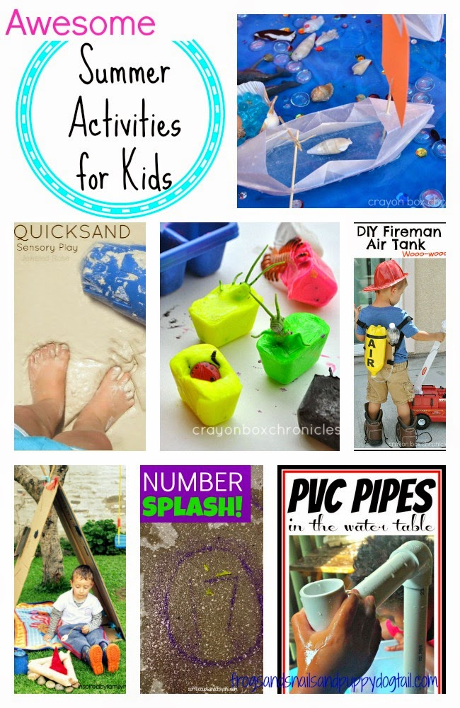 Summer Activities for Kids- hop for hope