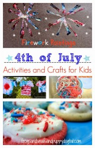 4th of july Activities and Crafts for Kids