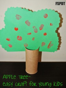 Apple tree- craft
