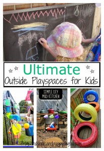Ultimate Outside Playspaces for Kids