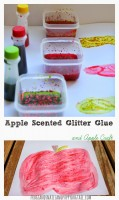 DIYapplescentedglitterglueandapplecraftforkids2