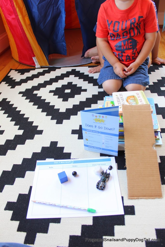 Ramp Science for Kids and a Little Blast Giveaway