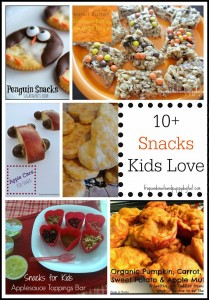 10+ Kids Snacks They Love