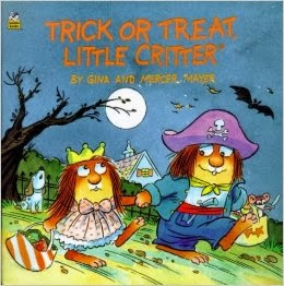 the little critter title trick or treat is a great halloween treat for any child colorful illustrations will delight children of all ages