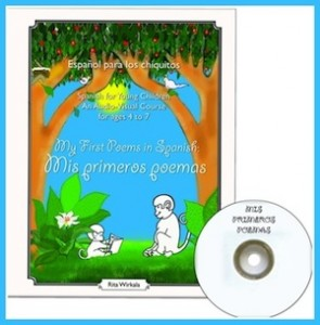 Spanish poems for kids.
