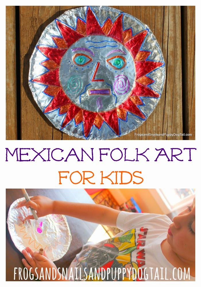 Mexican Folk Art for Kids