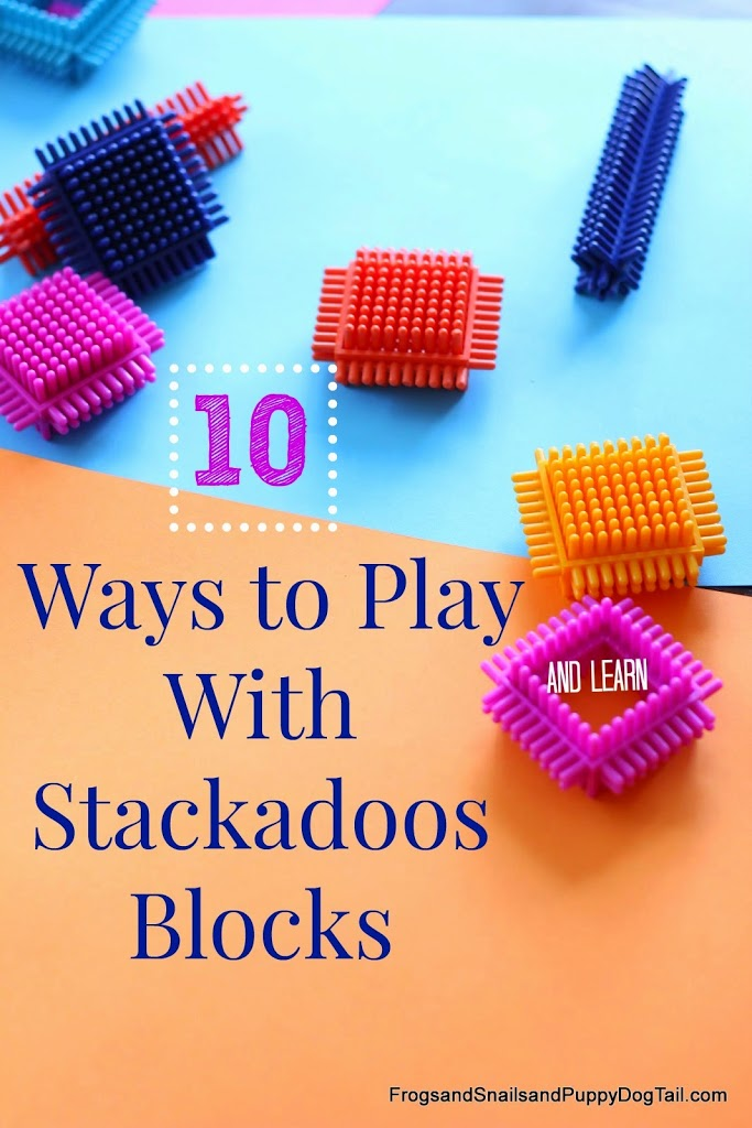 10 Ways to Play and learn With Stackadoos Blocks on FSPDT