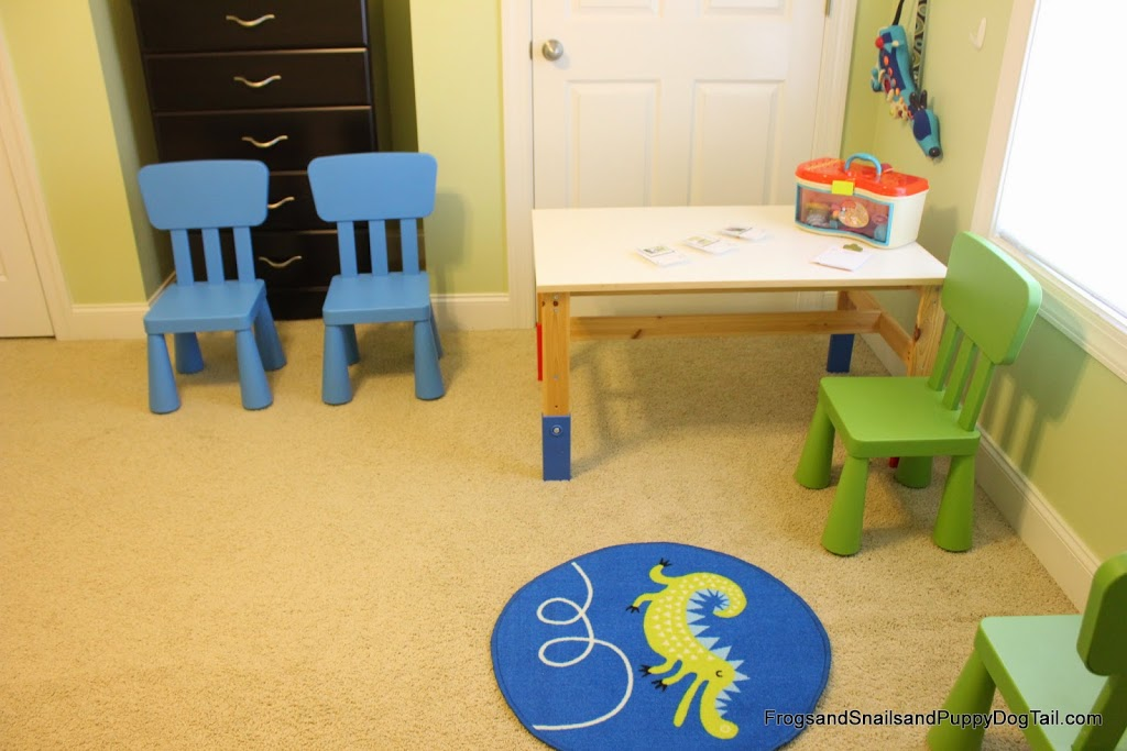Pretend Play Medical Office with Printables