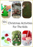 50+ Christmas Activities for the Kids