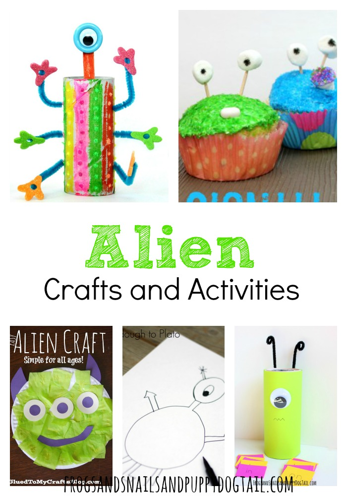 Alien Crafts and Activities