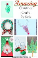 Amazing Christmas Crafts for Kids.