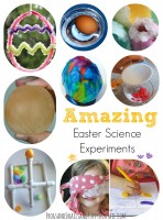 Amazing Easter Science Experiments for the Kids