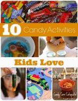 10 candy activities kids love
