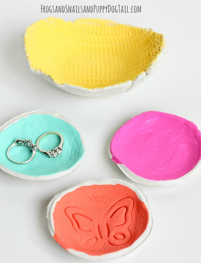DIY Clay Bowls