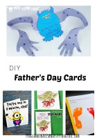 DIY Father's Day Cards