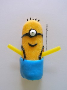 Fun Minion Treat For Kids