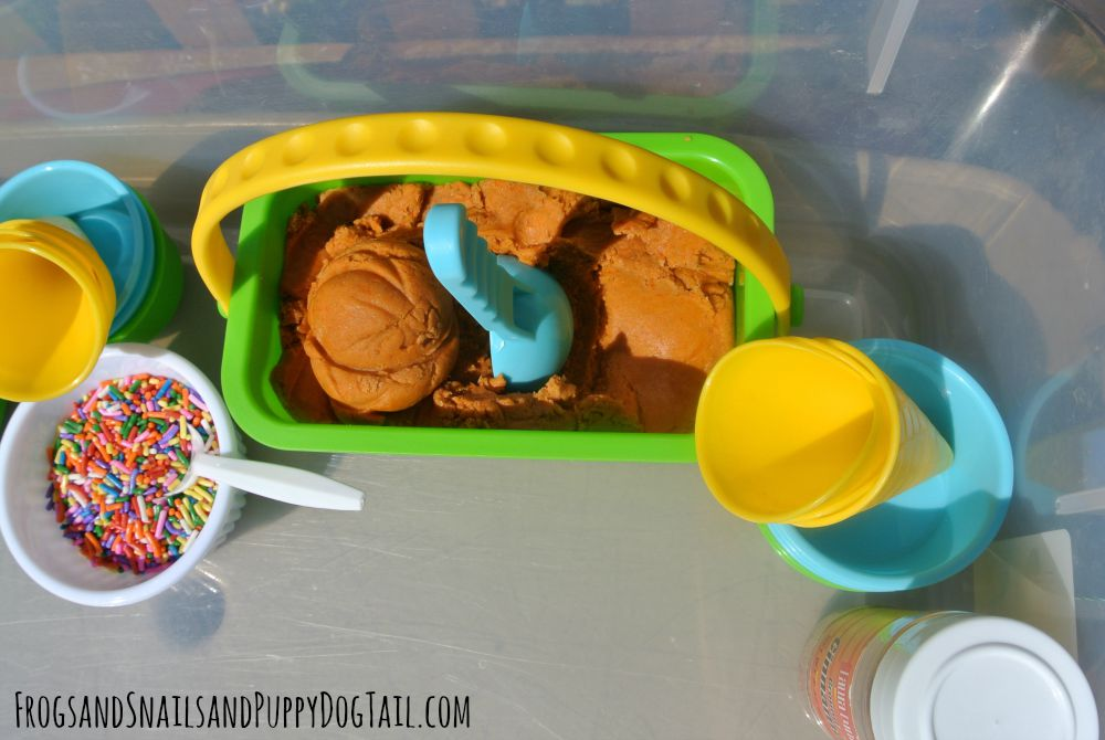 pretend play ice cream shop