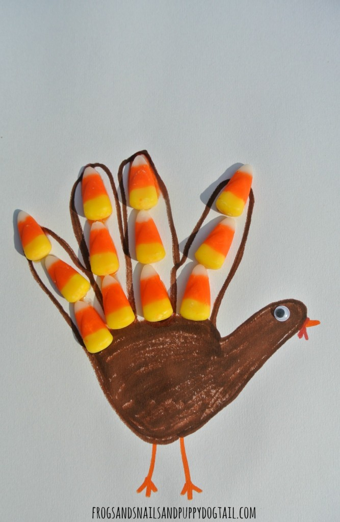 if you want a few more ideas for turkey handprints check back to see what the other 2 boys did when we made theirs - Pictures Of Turkeys For Kids 2