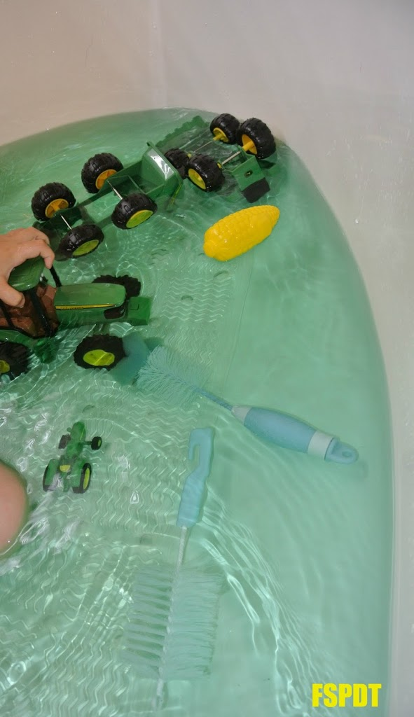 Tractor Bath Fspdt