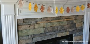 Thankful Banner for Thanksgiving- to make with the kids by FSPDT