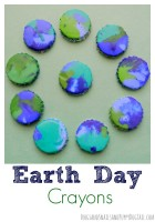 Earth Day Crayons