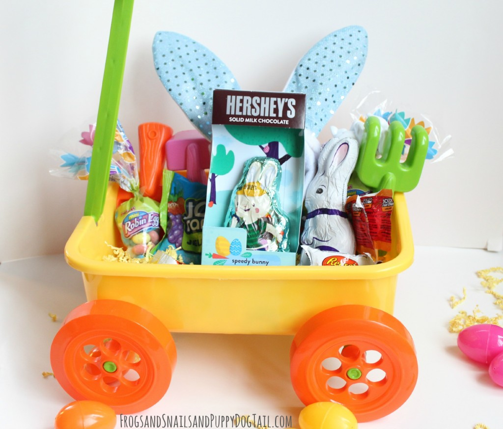 My garden easter basket fspdt easter basket idea negle