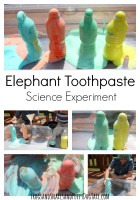 Elephant-toothpaste-science-experiment