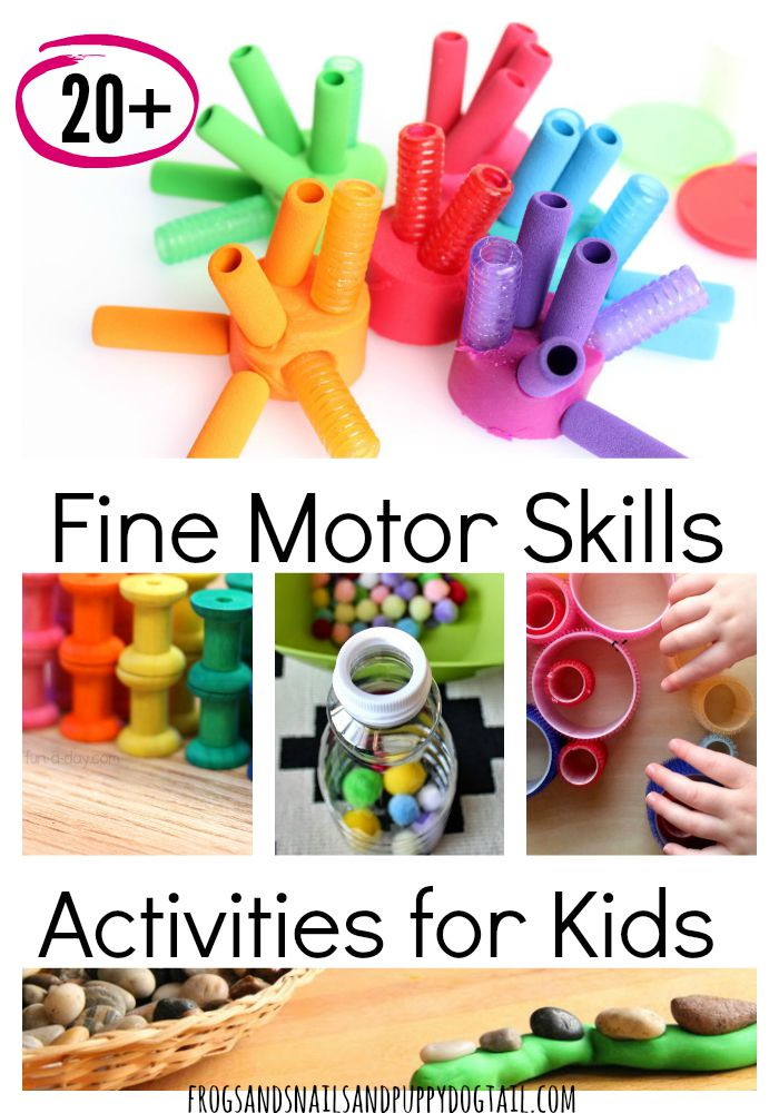 fine motor skills activities for kids fspdt. Black Bedroom Furniture Sets. Home Design Ideas