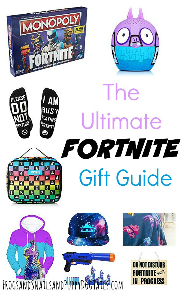Fortnite Gift Guide for Gaming Fans