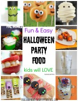 Fun and Easy Halloween Party Food