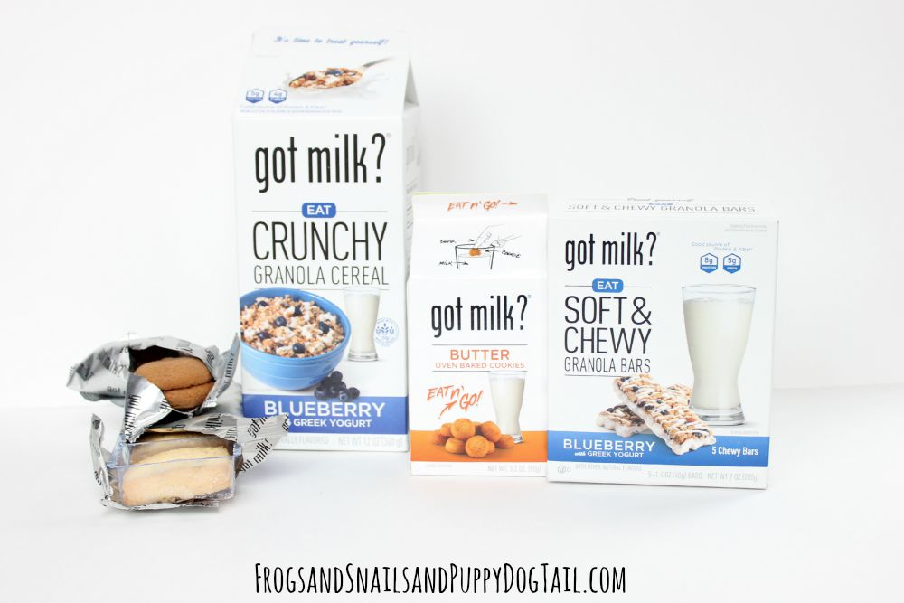 Got Milk? Goodies