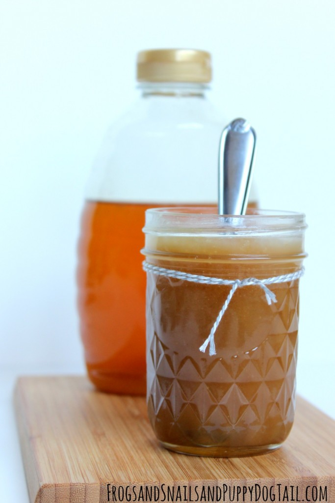 Homemade Honey Caramel Sauce