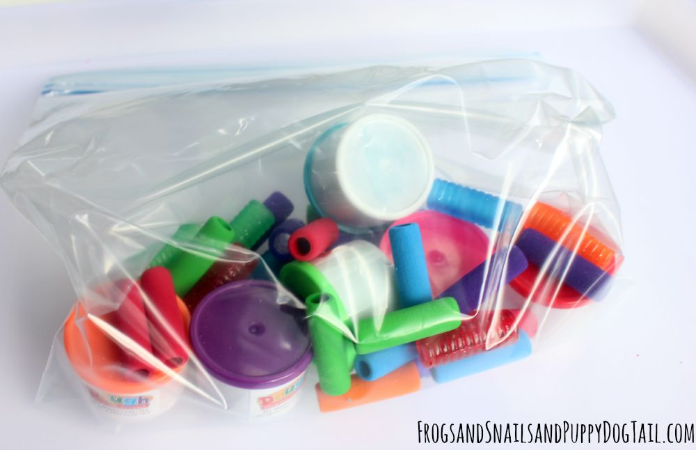 busy bag for kids