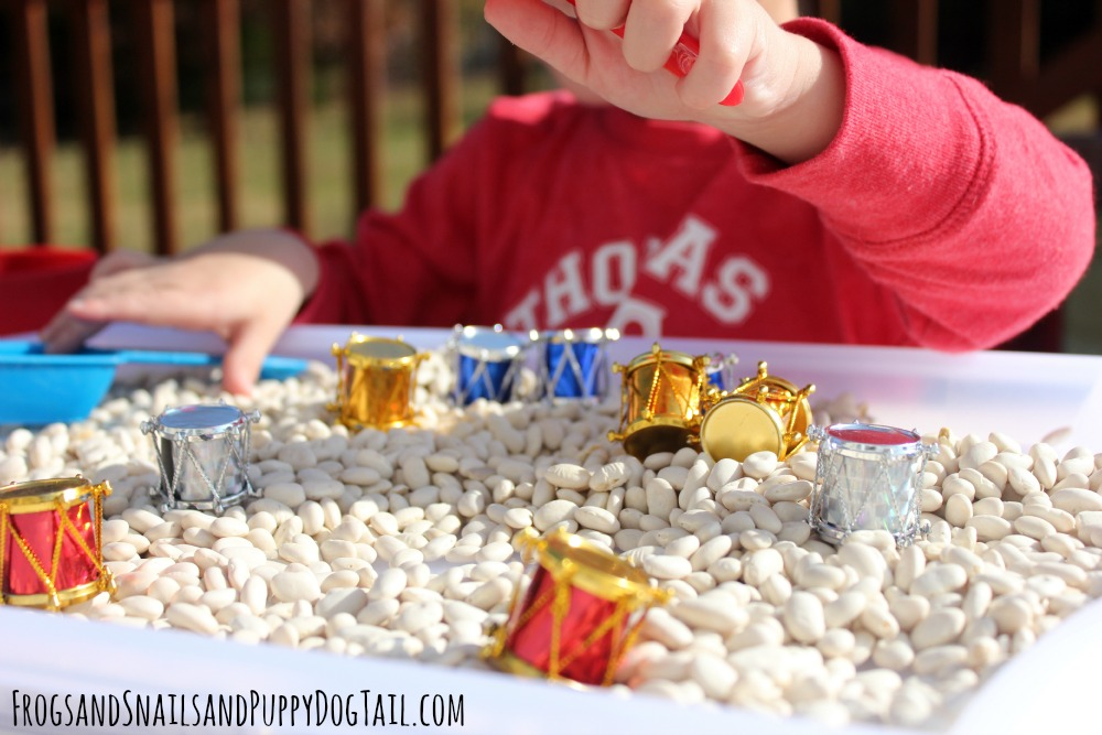Christmas sensory play ideas