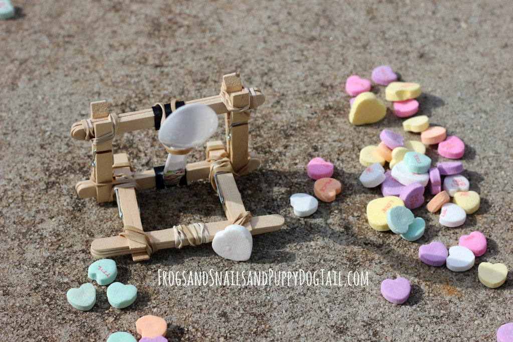 Can you break my heart catapult science for kids