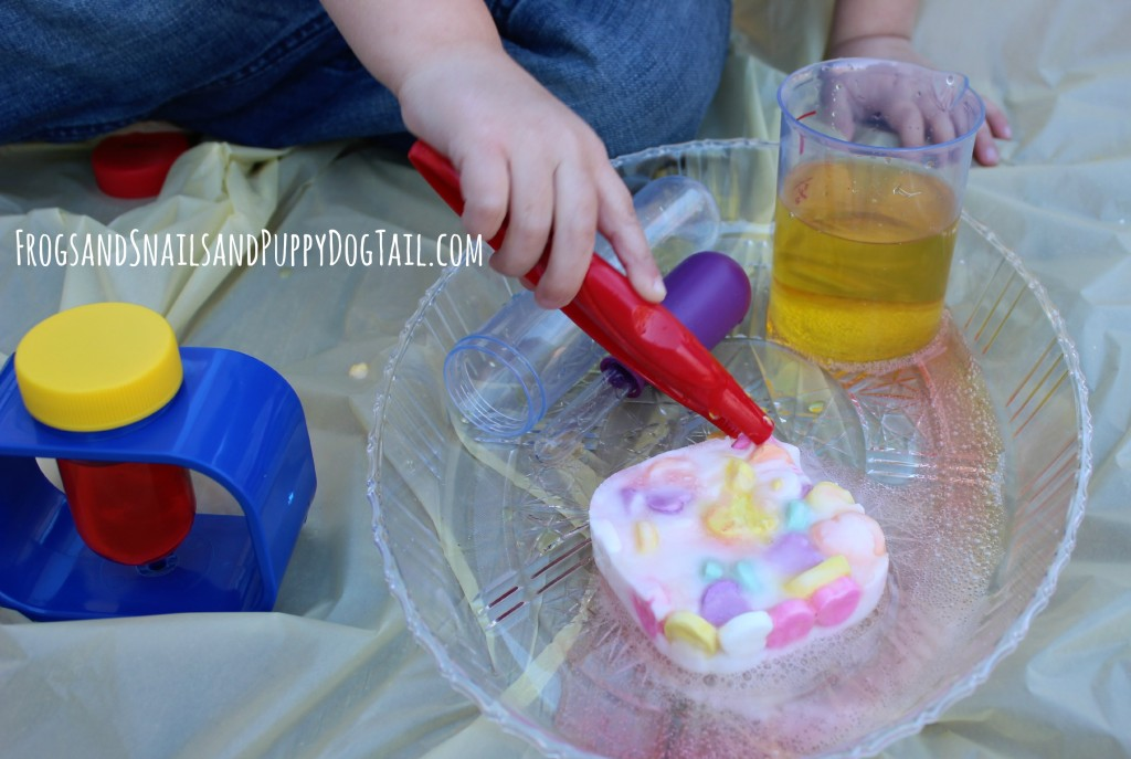 fizzy heart science for kids