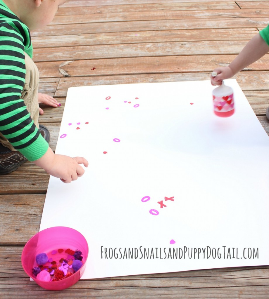 confetti popper for kids