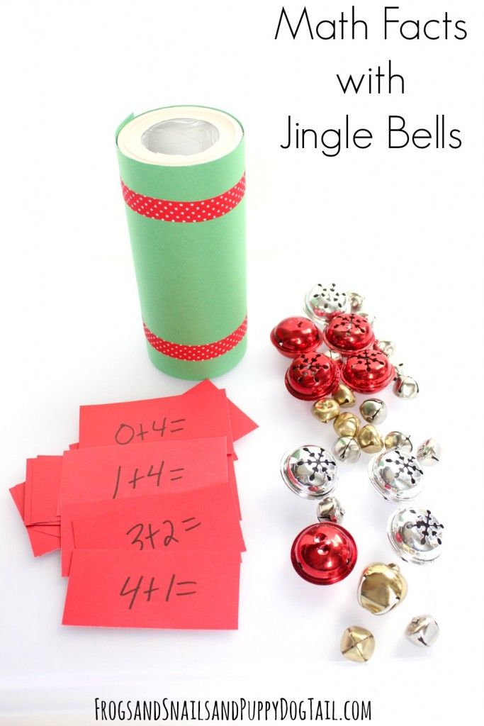 Math Facts with Jingle Bells