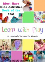 Must Have Kids Activities Book of the Year