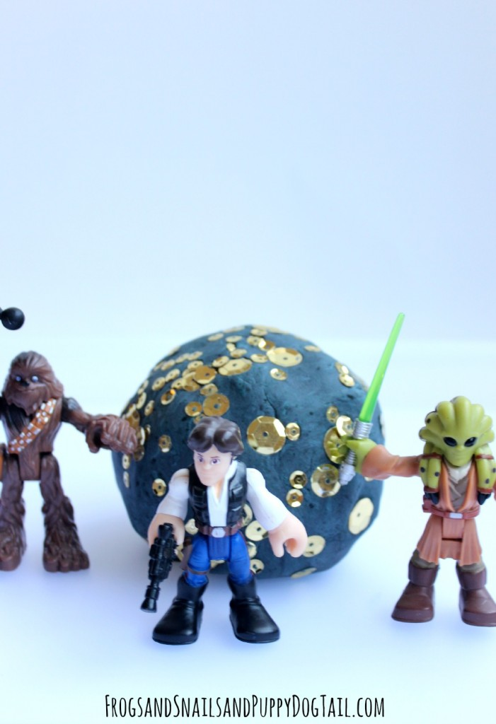 Star Wars Dough Recipe